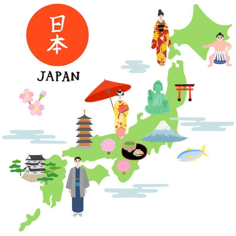 How Different Can They Be? Personality Traits of the Japanese by Region