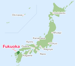 Fukuoka   Travel Guides | WOW! JAPAN