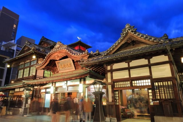 5 Select Onsen Hot Springs in Shikoku to Soak Up the Japanese Atmosphere