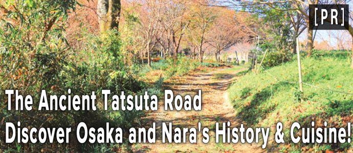 The Ancient Tatsuta RoadDiscover Osaka and Nara's History & Cuisine!